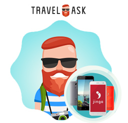 Travelask contest jinga