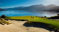 Самое впечатляющее поле для гольфа Новой Зеландии