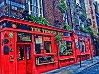 5 забавных мест Дублина