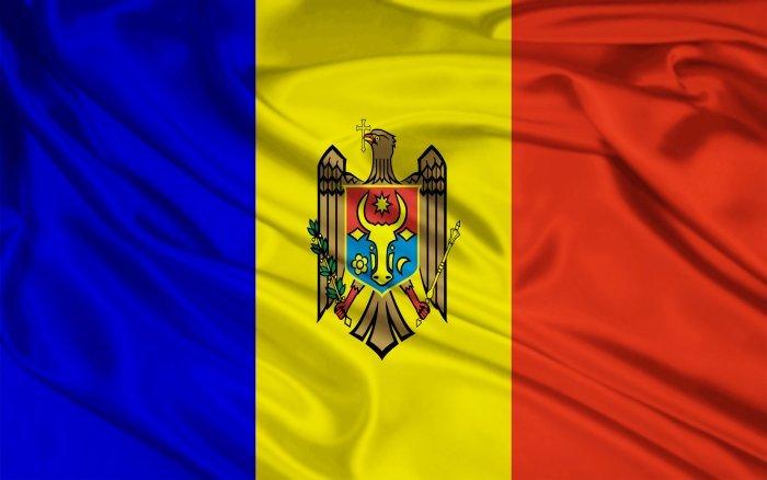 фото молдова флаг