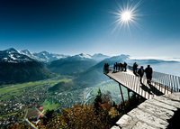 Швейцарский регион Юнгфрау: изобилие сказочных пейзажей