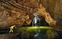 8 фото самых глубоких пещер от их первооткрывателя Робби Шона