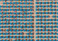 12 удивительных фото итальянских пляжей с высоты птичьего полета
