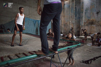 27 трогательных и сильных снимков кубинских детей, мечтающих работать в цирке