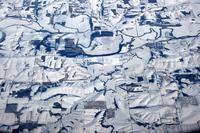 Что порой можно увидеть из окна самолета  – 30 замечательных фото. Часть 1
