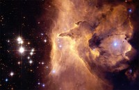 20 потрясающих фото сделанных космическим телескопом Хаббл