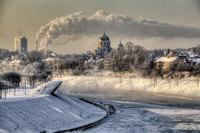 25 поразительных снимков зимы из разных уголков нашей планеты