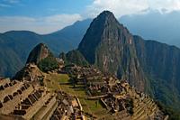Признанное чудо света - Мачу-Пикчу. Загадочный город в небесах