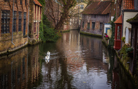 Волшебный Брюгге — средневековая сказка Бельгии