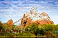 Мир Уолта Диснея — невероятные снимки из парков развлечений