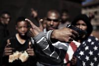 Банды с окраин Кейптауна
