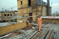 Каир. Жизнь на крыше
