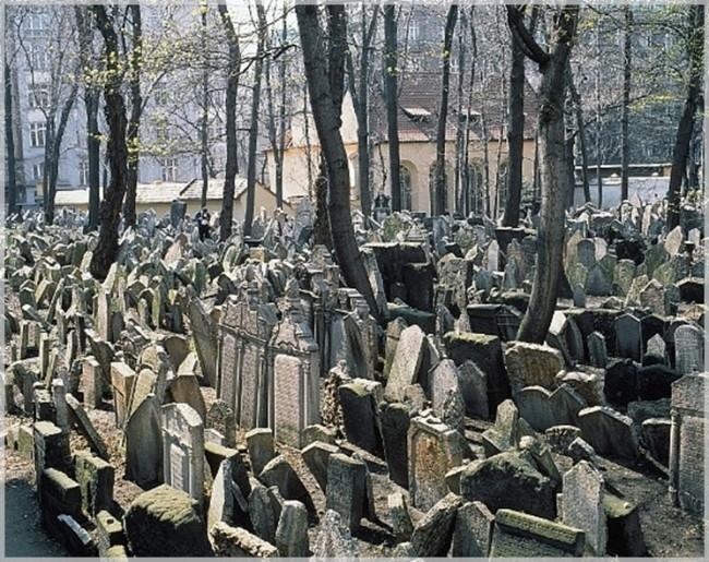 Картинки по запросу пражское кладбище фото