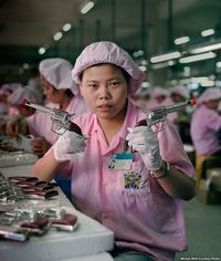 Фабрика игрушек в Китае изнутри