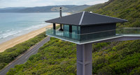 Секрет невероятного дома в Австралии, плавающего на морских волнах