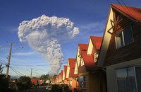 16 захватывающих снимков извержения вулкана в Чили, из-за которого эвакуировали 4000 человек