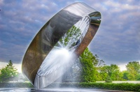 17 сногсшибательных фонтанов мира