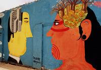 Незабываемое фотопутешествие по самым ярким стрит-арт-точкам на улицах Эквадора