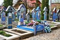 Это самое веселое кладбище на свете, от которого становится слегка не по себе
