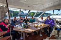 Корабль напрокат и путешествие по Франции