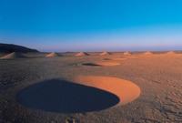 11 невероятных снимков песчаной картины в Сахаре