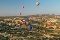 Лучшие в мире места для незабываемых полетов на воздушном шаре