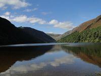 10 самых огромных и эффектных озер на планете