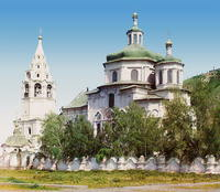 Редчайшие цветные фотографии Российской империи начала 20 века