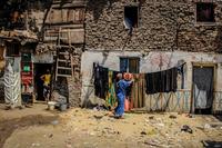 Шокирующие трущобы Египта, которые скрыты от взглядов туристов