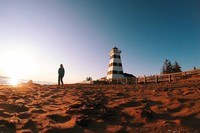 Остров Принца Эдуарда: 10 потрясающих фото самого умиротворяющего места на земле