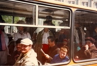 20 снимков Ленинграда времен СССР, сделанные иностранными туристами