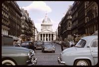 Франция 50-х на цветных слайдах. Романтическое путешествие