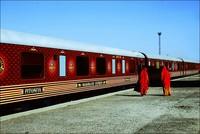 Самый дорогой поезд Азии: «Экспресс Махараджей»