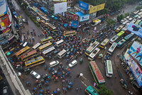 29 мест в мире с самыми сумасшедшими и ужасными автомобильными пробками