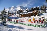 Легендарный горнолыжный курорт Франции, который вы не забудете никогда в жизни!