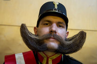 16 крутых снимков с безумного Международного конкурса бороды и усов