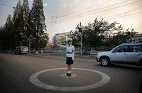 Кадры повседневной жизни в Северной Корее