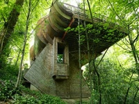16 потрясающих домов со всего мира, которые идеально вписались в окружающую их природу