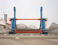 Пустующие парки развлечений Китая выглядят довольно жутко