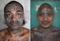 Портреты заключенных сальвадорской тюрьмы, в которую боятся войти даже охранники