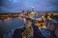 17 головокружительных снимков Лондона с высоты крыш