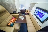 Эксклюзивные снимки с борта самого роскошного самолета в мире
