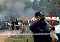 Мигранты стройною толпой. Устрашающая миграционная ситуация в Европе