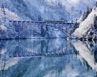 20 мест на Земле, которые зима делает еще прекраснее