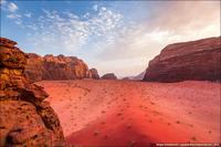 Там, где снимали «Марсианина». Одно из самых потрясающих мест на Земле