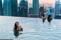 Отель Marina Bay Sands в Сингапуре