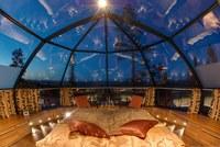 11 необычных отелей, которые вы запомните навсегда