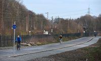 В Германии открылась часть 100-километровой велосипедной супермагистрали