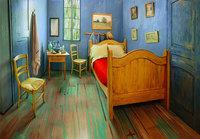 Теперь любой желающий может переночевать в спальне с картины Ван Гога