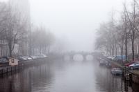 «Дымный» Амстердам